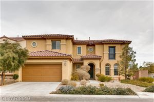 Photo of 7192 CAMPOLINA Court, Las Vegas, NV 89113 (MLS # 2070868)