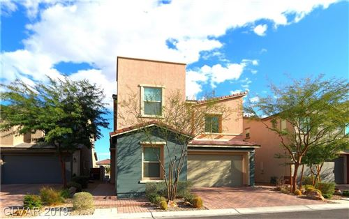 Photo of 5726 HOYE CANYON Road, Las Vegas, NV 89148 (MLS # 2155868)