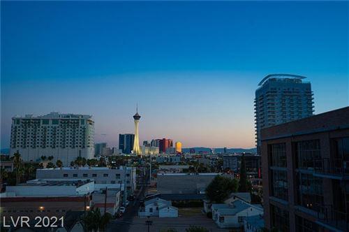 Photo of 353 East Bonneville Avenue #632, Las Vegas, NV 89101 (MLS # 2308868)