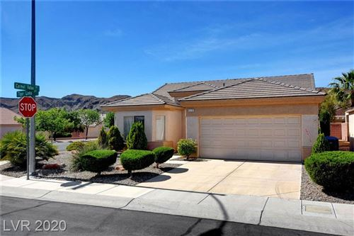 Photo of 2179 Tiger Links Drive, Henderson, NV 89012 (MLS # 2193870)