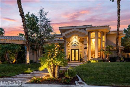 Photo of 8632 Canyon View Drive, Las Vegas, NV 89117 (MLS # 2299870)