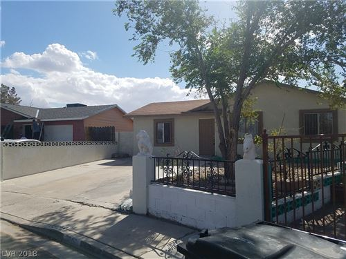 Photo of 3309 SILER Place, North Las Vegas, NV 89030 (MLS # 2024871)