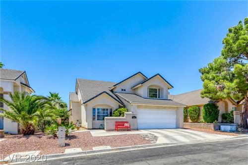 Photo of 2521 Kirkmichael Lane, Henderson, NV 89014 (MLS # 2208871)