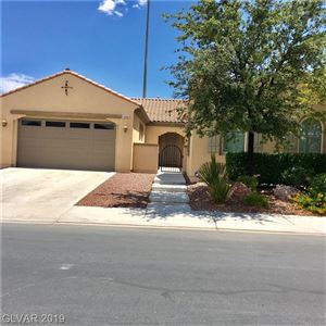Photo of 3809 CACKLING GOOSE Drive, North Las Vegas, NV 89084 (MLS # 2115872)