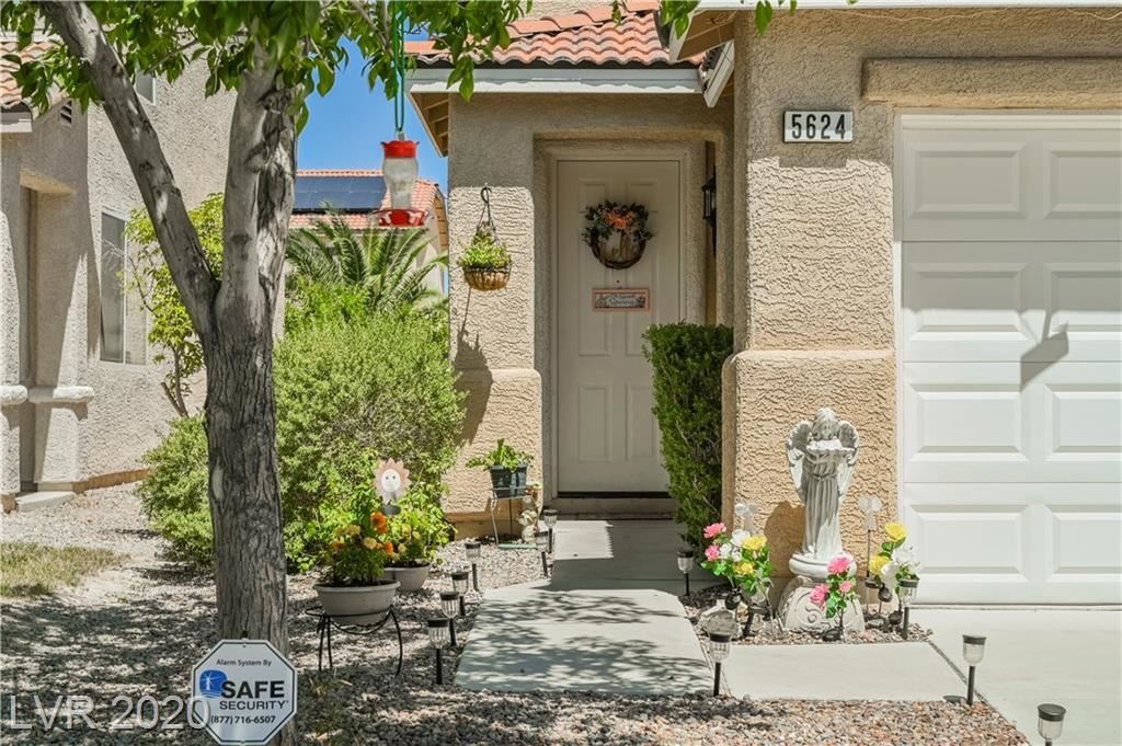 Photo of 5624 Canyon Edge Road, North Las Vegas, NV 89031 (MLS # 2209872)