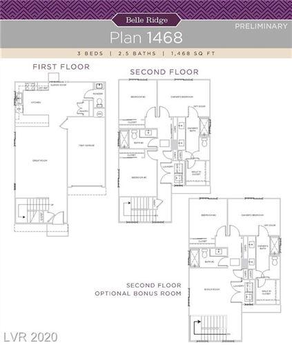 Photo of 8778 Magic Mirror Court #Lot 28, Las Vegas, NV 89148 (MLS # 2238873)