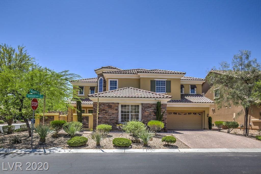 Photo of 9661 Gondolier Street, Las Vegas, NV 89178 (MLS # 2206873)