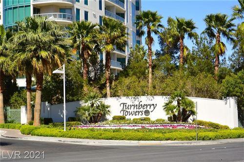 Photo of 322 Karen Avenue #1506, Las Vegas, NV 89109 (MLS # 2343874)