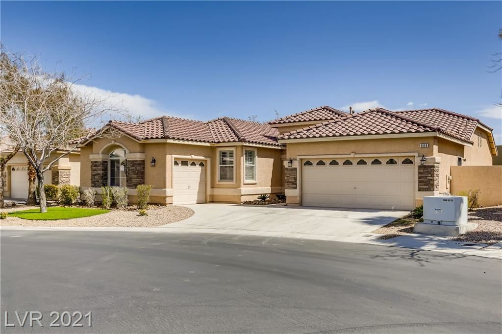 Photo of 686 Fynn Valley Drive, Las Vegas, NV 89148 (MLS # 2285874)