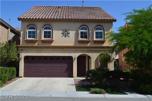 Photo of 5906 Mendocino Hill Avenue, Las Vegas, NV 89139 (MLS # 2291875)