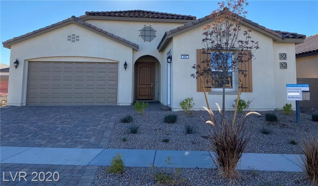 Photo of 341 MEADOW BRUSH Place, Henderson, NV 89011 (MLS # 2176875)