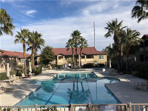 Photo of 3480 CACTUS SHADOW Street #103, Las Vegas, NV 89129 (MLS # 2170876)