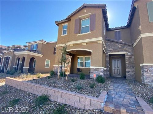 Photo of 3168 McKenna Dawn, Henderson, NV 89044 (MLS # 2187877)