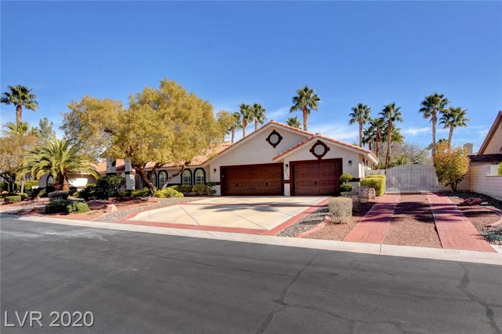 Photo of 4538 CLAY PEAK Drive, Las Vegas, NV 89129 (MLS # 2195877)