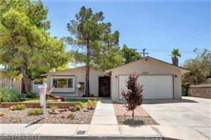 Photo of 537 SHOSHONE Way, Boulder City, NV 89005 (MLS # 2130878)