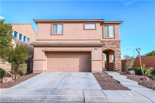 Photo of 6834 JUNGLE FOWL Street, North Las Vegas, NV 89084 (MLS # 2158878)