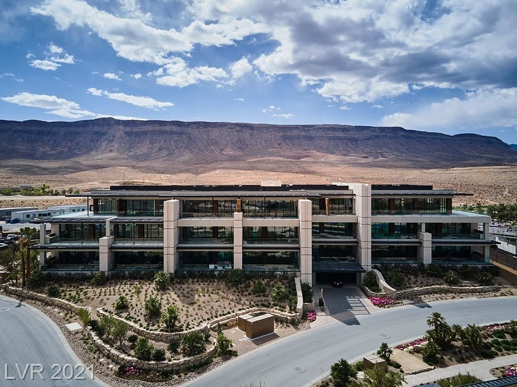 Photo of 11665 Summit Club Drive #107, Las Vegas, NV 89135 (MLS # 2290878)