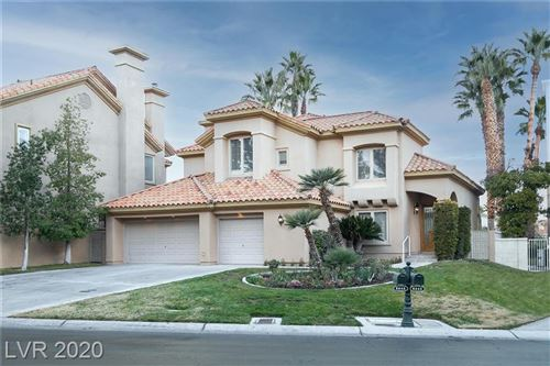 Photo of 8848 Rainbow Ridge Drive, Las Vegas, NV 89117 (MLS # 2257879)