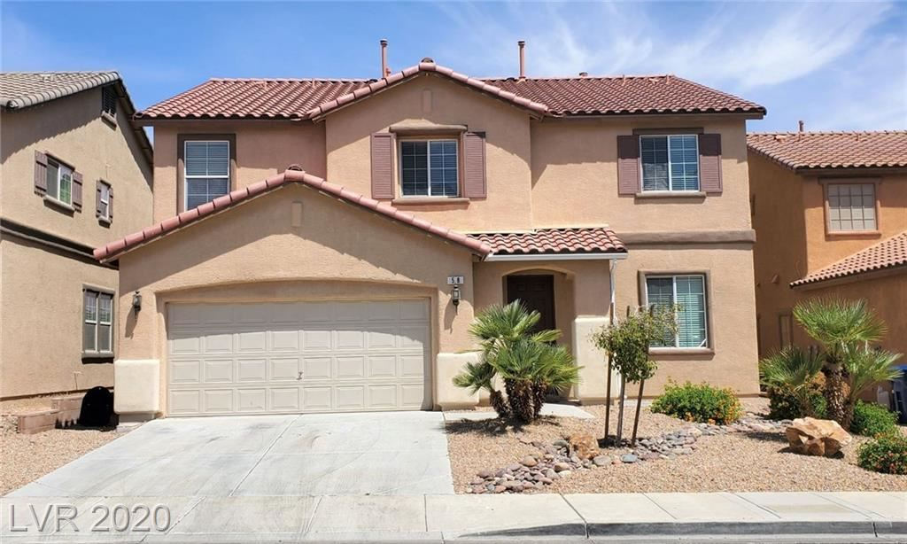 Photo of 58 Archer Glen Avenue, Henderson, NV 89002 (MLS # 2194880)