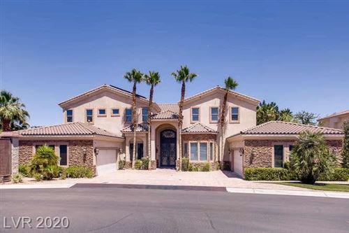 Photo of 3216 Costa Smeralda Circle, Las Vegas, NV 89117 (MLS # 2214881)
