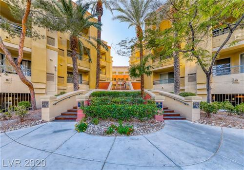 Photo of 270 East FLAMINGO Road #126, Las Vegas, NV 89169 (MLS # 2216881)