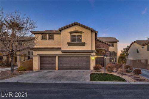 Photo of 8824 Arabian Filly Avenue, Las Vegas, NV 89143 (MLS # 2262881)