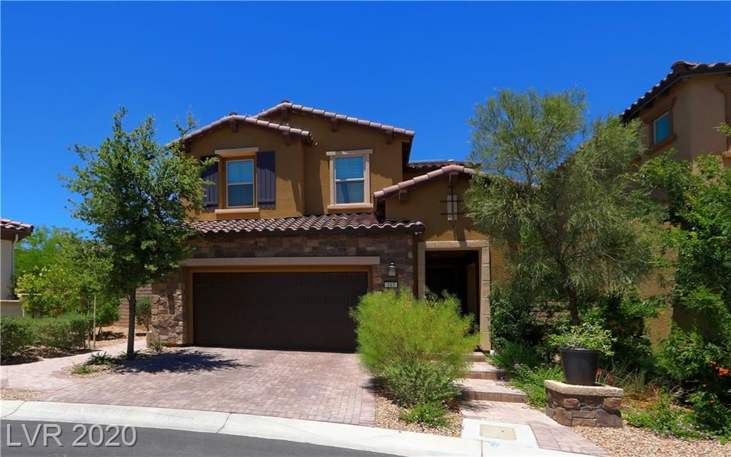 Photo of 143 Berneri, Las Vegas, NV 89138 (MLS # 2203881)