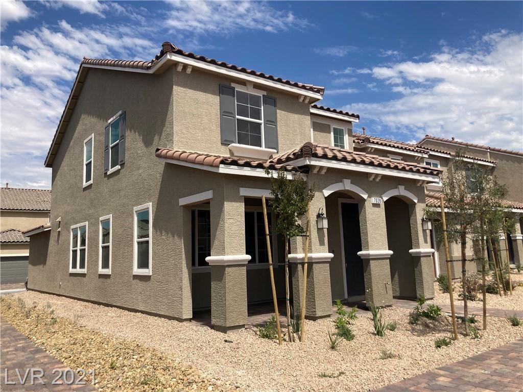 Photo of 7028 Coyote Mesa Street, North Las Vegas, NV 89086 (MLS # 2307881)