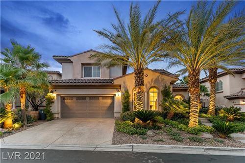 Photo of 12040 La Palmera Avenue, Las Vegas, NV 89138 (MLS # 2317882)
