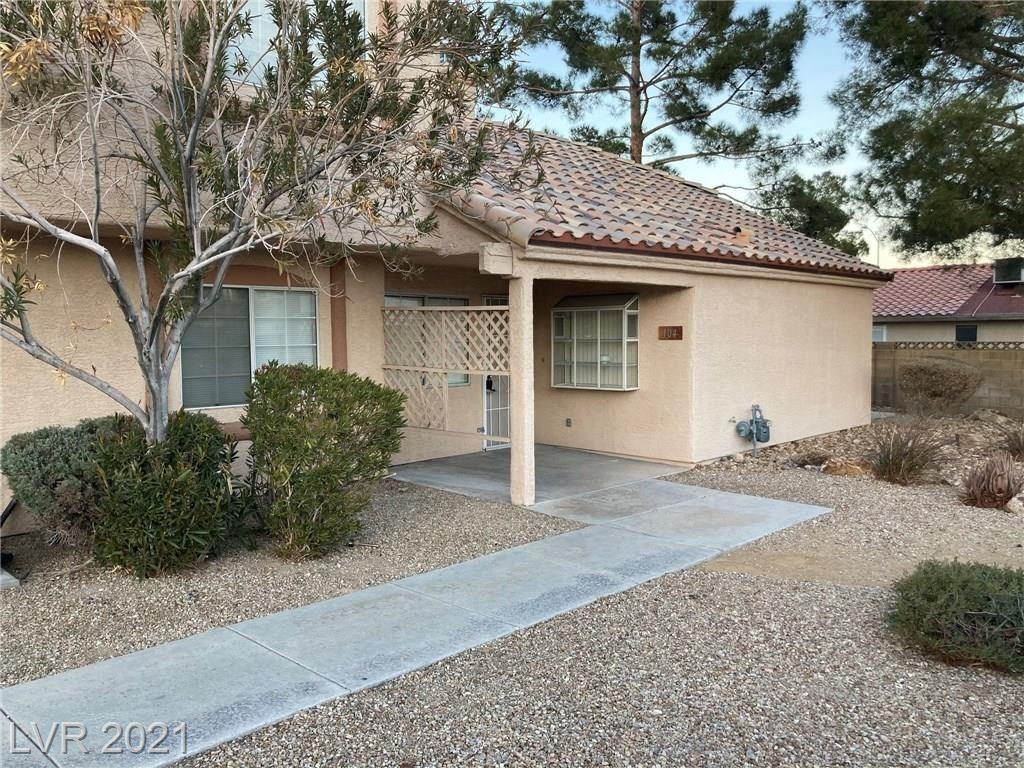 Photo of 1600 Torrey Pines Drive #104, Las Vegas, NV 89108 (MLS # 2261882)