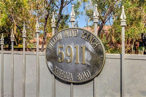 Photo of 5911 Rebecca Road, Las Vegas, NV 89130 (MLS # 2337883)