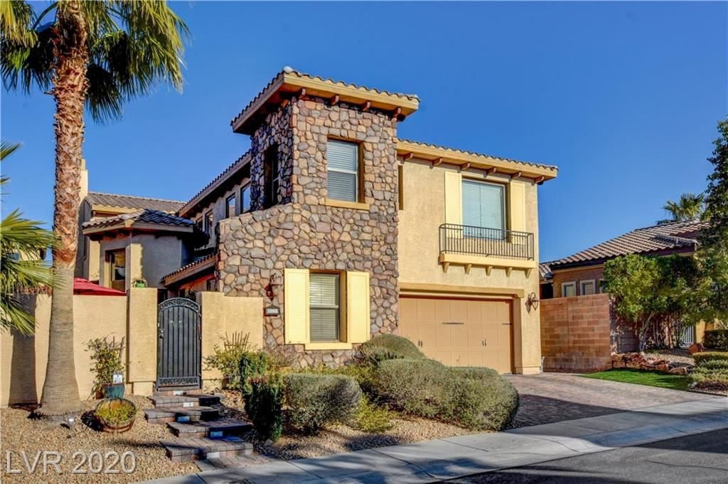 Photo of 1080 VIA SAINT LUCIA Place, Henderson, NV 89011 (MLS # 2172883)