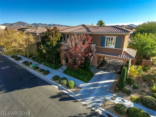 Photo of 3199 PALAZZO REALE Avenue, Henderson, NV 89044 (MLS # 2150884)