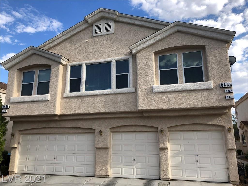 8835 Tomnitz Avenue #101, Las Vegas, NV 89178 - MLS#: 2311884