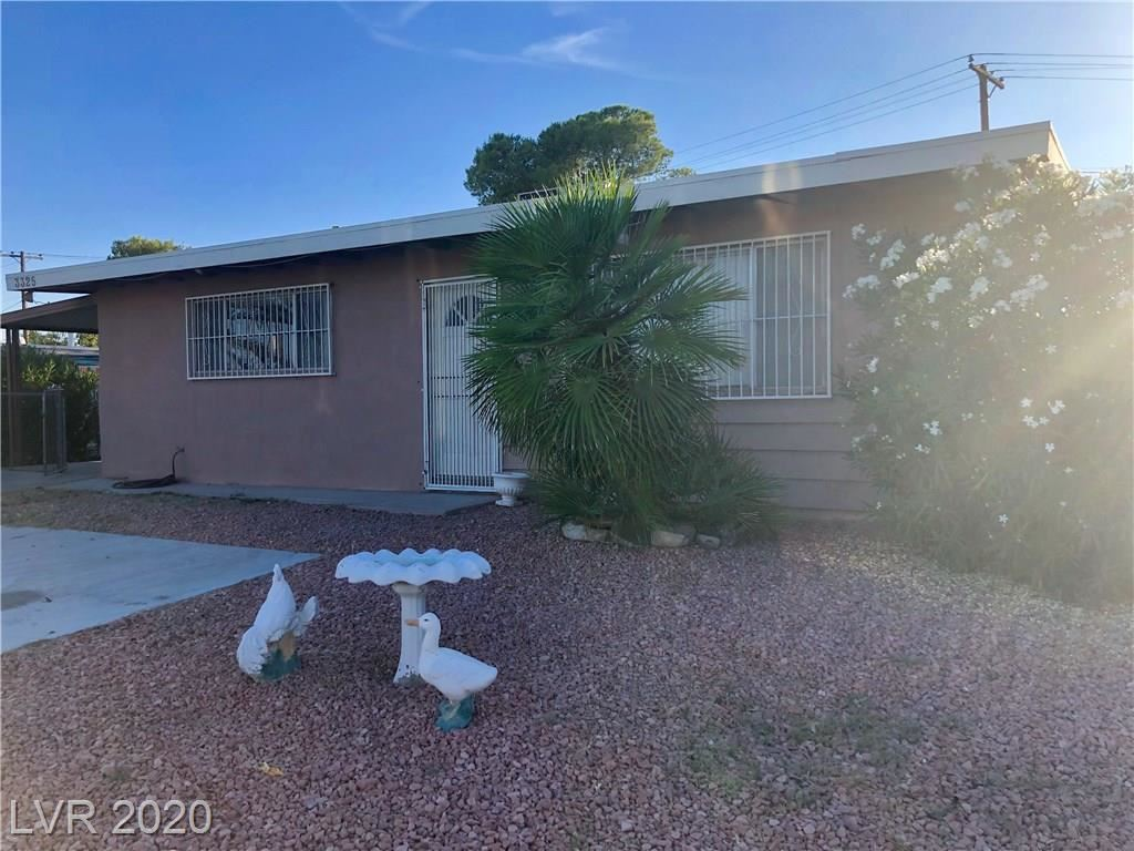 Photo of 3325 CRAWFORD Street, North Las Vegas, NV 89030 (MLS # 2186885)