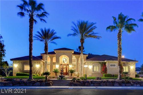 Photo of 6470 Spanish Garden Court, Las Vegas, NV 89110 (MLS # 2284886)