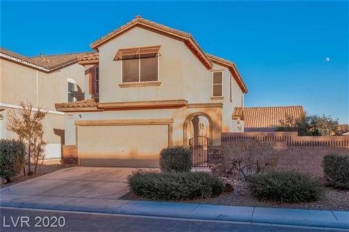 Photo of 8120 Pink Desert Street, North Las Vegas, NV 89085 (MLS # 2250887)