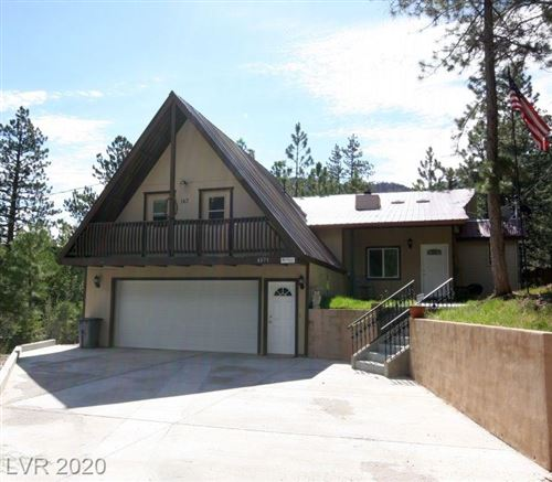 Photo of 4075 MONT BLANC Way, Mount Charleston, NV 89124 (MLS # 2053888)