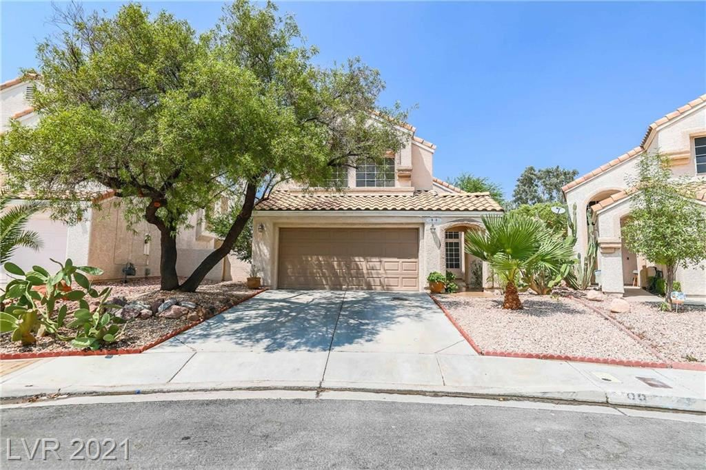 Photo of 99 Ginger Lily Terrace, Henderson, NV 89074 (MLS # 2326889)