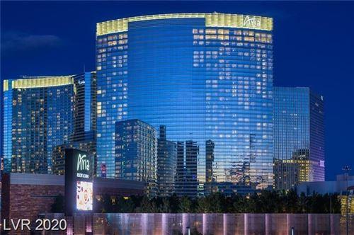 Photo of 4575 DEAN MARTIN Drive #1402, Las Vegas, NV 89103 (MLS # 2243890)