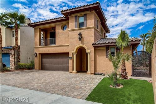Photo of 959 Via Canale Drive, Henderson, NV 89011 (MLS # 2325890)