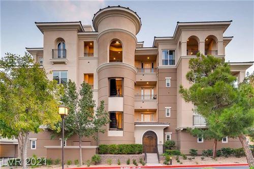 Photo of 9205 Tesoras Drive #302, Las Vegas, NV 89144 (MLS # 2215891)