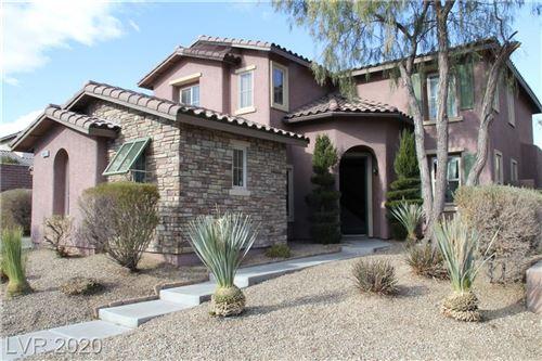 Photo of 10025 Desert Alcove Road, Las Vegas, NV 89178 (MLS # 2255891)
