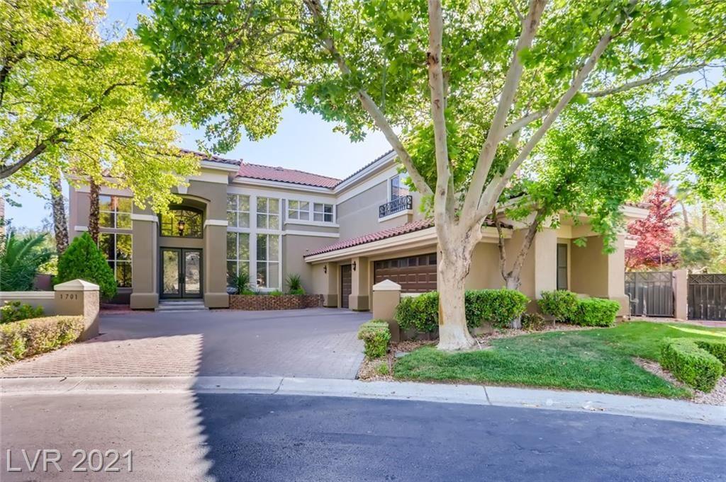 Photo of 1701 Glenview Drive, Las Vegas, NV 89134 (MLS # 2293891)