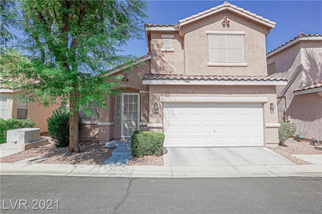 Photo of 894 Veranda View Avenue, Las Vegas, NV 89123 (MLS # 2334891)