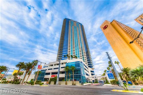 Photo of 2700 South LAS VEGAS BL Boulevard #2001, Las Vegas, NV 89109 (MLS # 2216892)