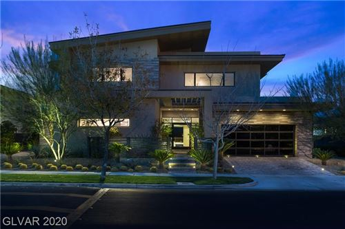 Photo of 9272 TOURNAMENT CANYON Drive, Las Vegas, NV 89144 (MLS # 2167893)