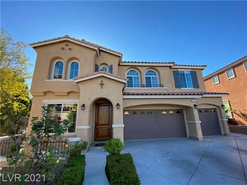 Photo of 553 Los Dolces Street, Las Vegas, NV 89138 (MLS # 2232893)