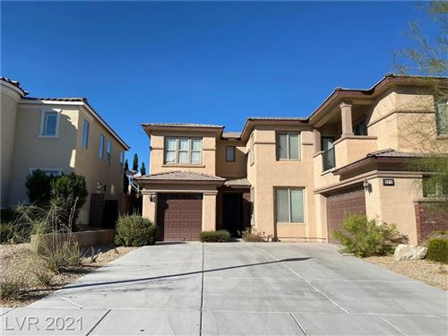 Photo of 9212 WHITE WATERFALL Avenue, Las Vegas, NV 89149 (MLS # 2343893)