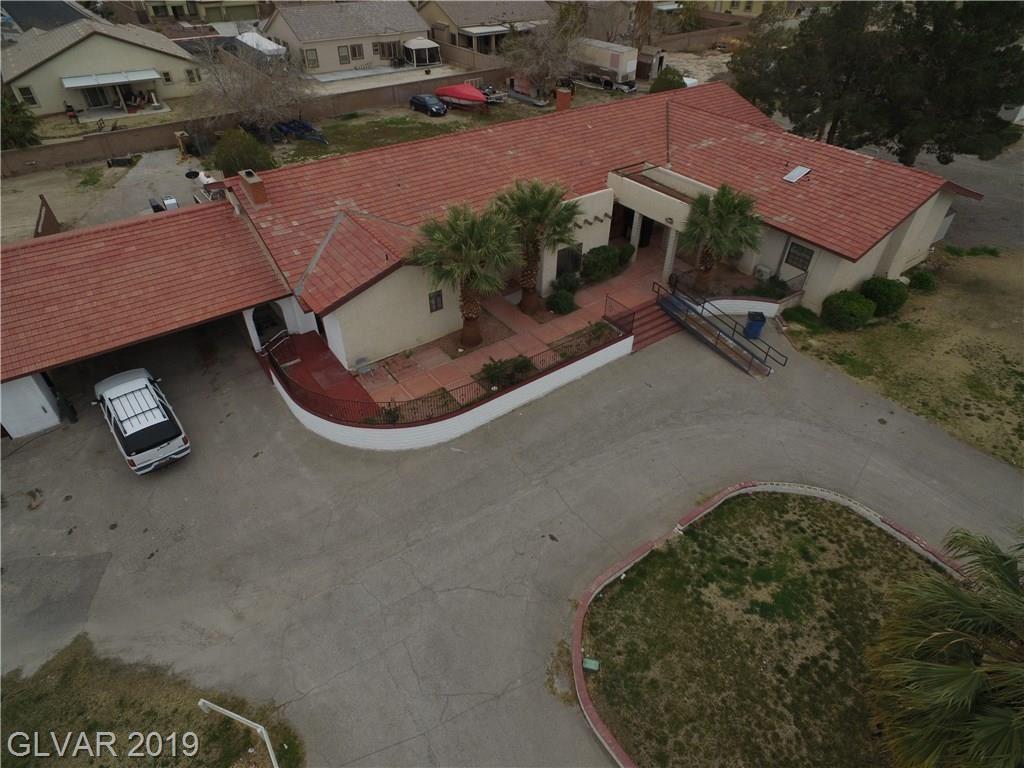 Photo of 821 LONE MOUNTAIN Road, North Las Vegas, NV 89081 (MLS # 2085893)